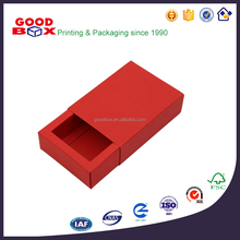 custom design drawer paper boxes packaging