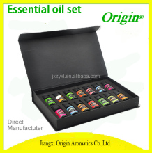 Wholesale High Quality Natural Essential Oil Gift Kit Pure Essence Oil Set for Diffuser Aromatherapy