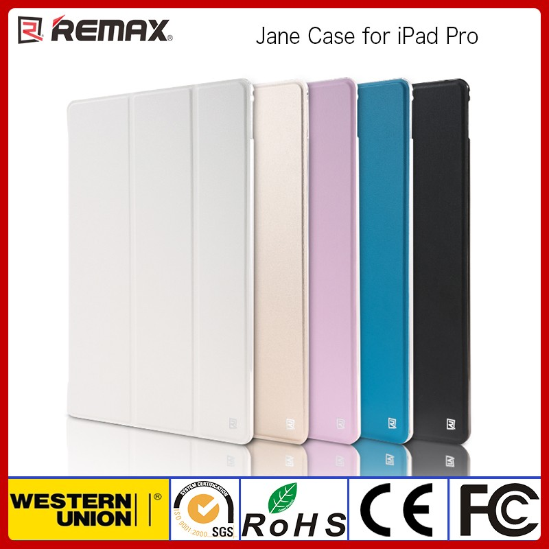 Remax Best Selling Jane PU Case for iPad PRO