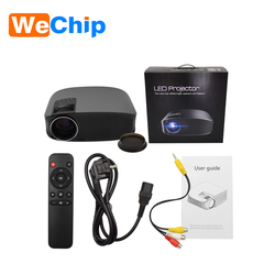 Hot Selling Android Mini Projector 1080P HD HD-MI Digital portable projecto LCD LED WIFI Smart Projector Proyector Beamer