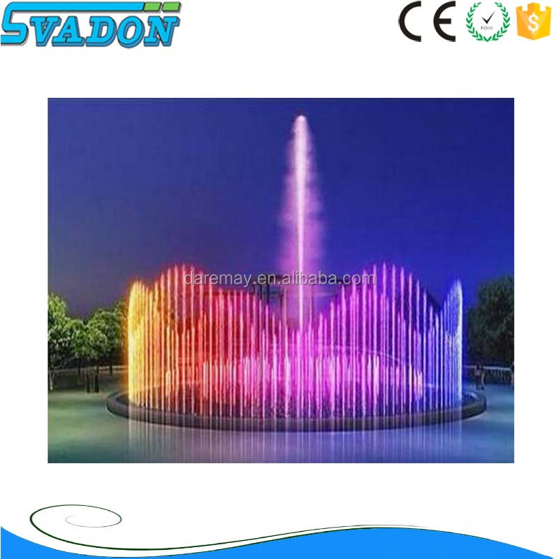 Factory supply jumping jets water music fountain/marble landscaping water fountain/garden dancing fountains