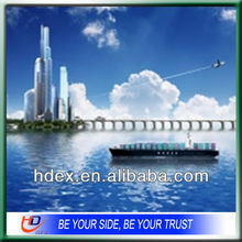Ocean shipping agent from shenzhen to Pakistan