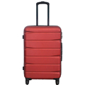 chinese merchandise new product trolley bags luggage case pc for women