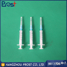 High quality medical disposable sterile syringe 2ml without needle