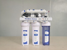 Home under sink 5 stage ro no waste pure water filter reverse osmosis water purification plant