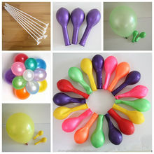 hot product metallic balloons for decoration