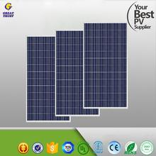 sunrise 250w pv solar panels with great price