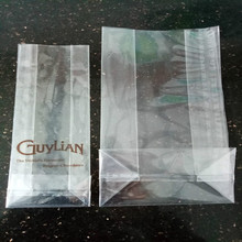 Plastic ziplock bag for cookies/food packaging material