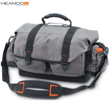 Multifunctional large Waterproof Outdoor Waist carp Shoulder fly fishing bag