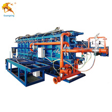 Eps insulated form concrete blocks foam wall panel insulation forming machine
