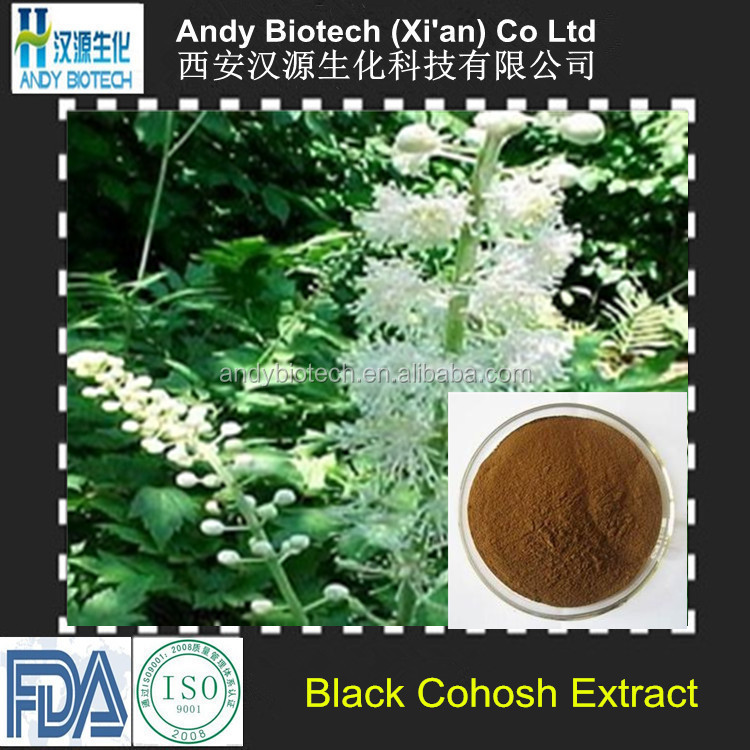 Water Soluble 4:1 Black Cohosh Root P E
