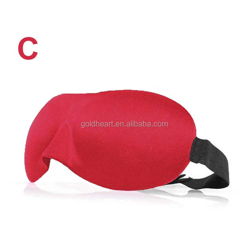 Hot new products for 2016 face mask beauty eye mask heating pad 3D sleeping Carry Pouch eye mask