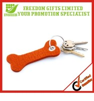 Brand Hot Sale Promotional Felt Key Chain