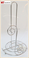 decorative MYE-026 made from steel or stainless steel kitchen roll holder
