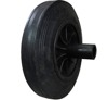 durable 200mm wheel for garbage can / trash bin / dustbin