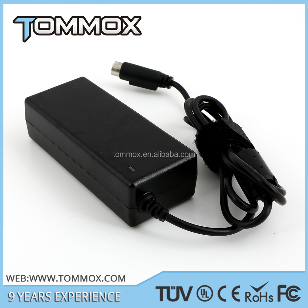 100-240V 4 round pin power charger ac adapter for asus 19v 1.75a 100% test 36W Blister Box OCP/OVP/SCP/OTP