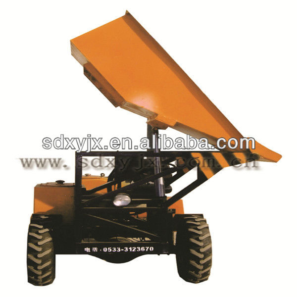 Concrete dumper price