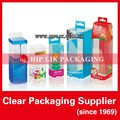 Clear Plastic Gift Boxes / Baby Lotion
