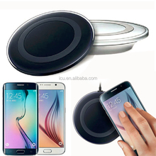 Promotional gift Portable QI wireless Charger for samsung,Iphone,android