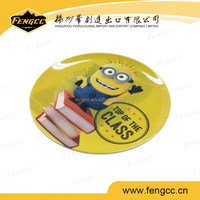 cartoon printing cheap melamine plate,melamine dish