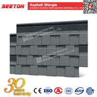 Building Materials Waterproof Cheap Asphalt Shingles