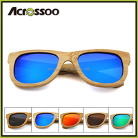 2017 Wooden Bamboo Sunglasses Wholesale In China