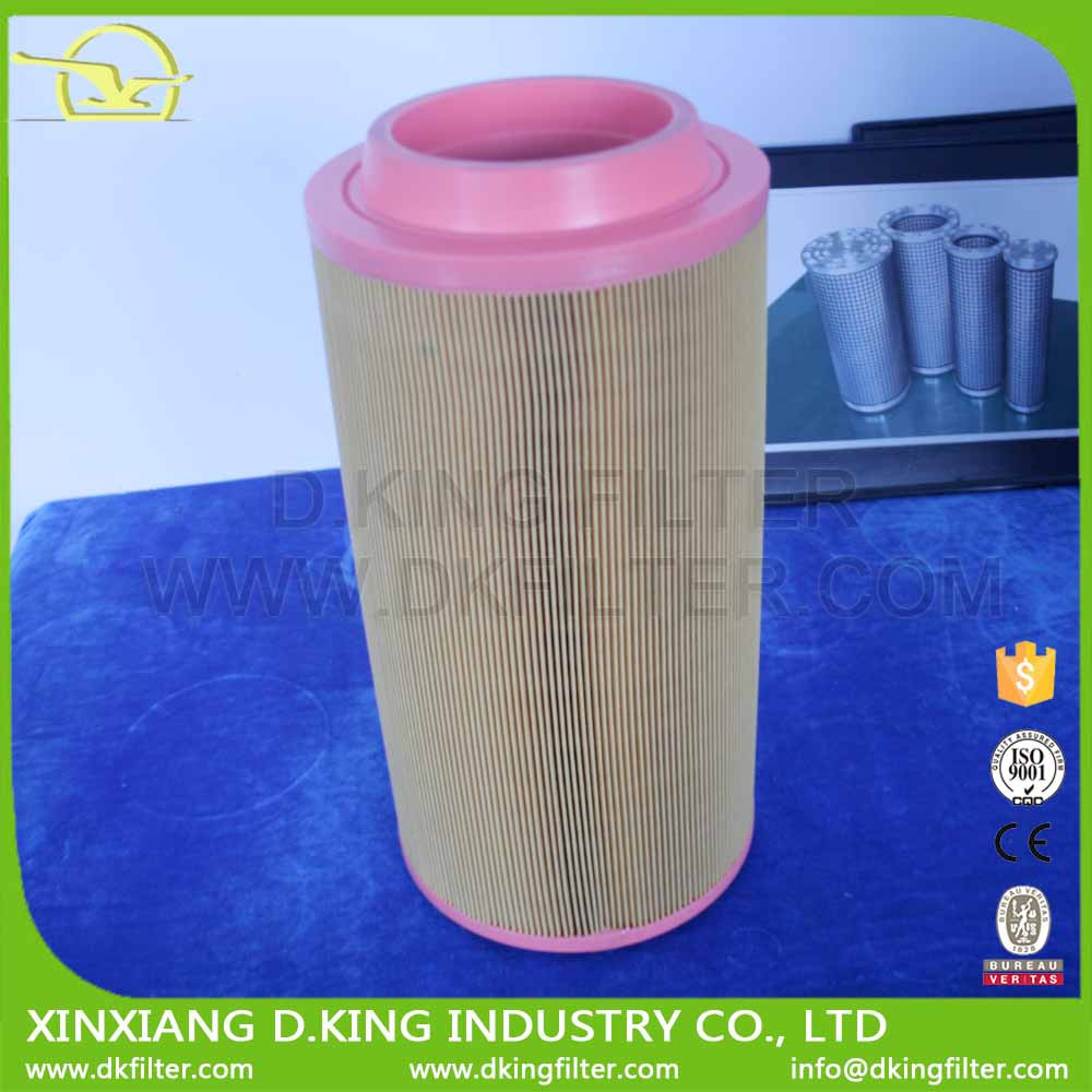 Washable Round Air Filter, Viscous Air Filter