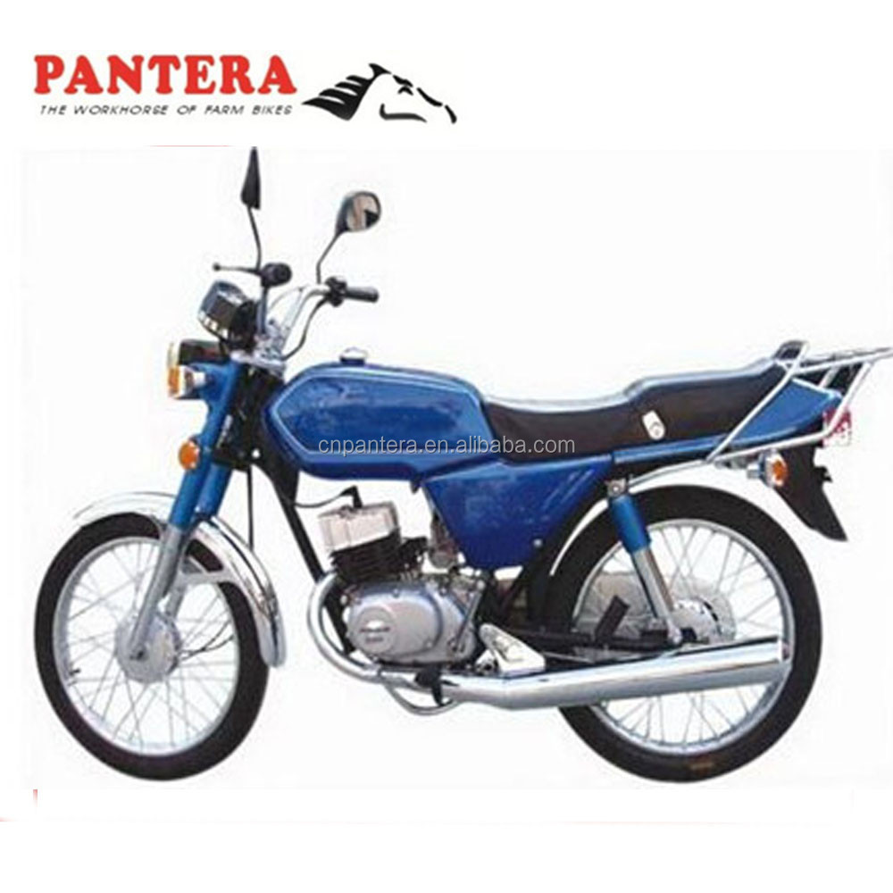 Bolivia Market Cheap 100cc 2-Stroke Motorcycle AX100 from China Supplier