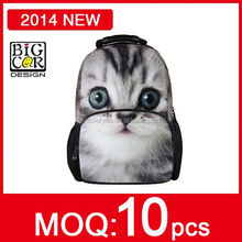 2013 New Trendy Products Top Quality Brand School Bags Design