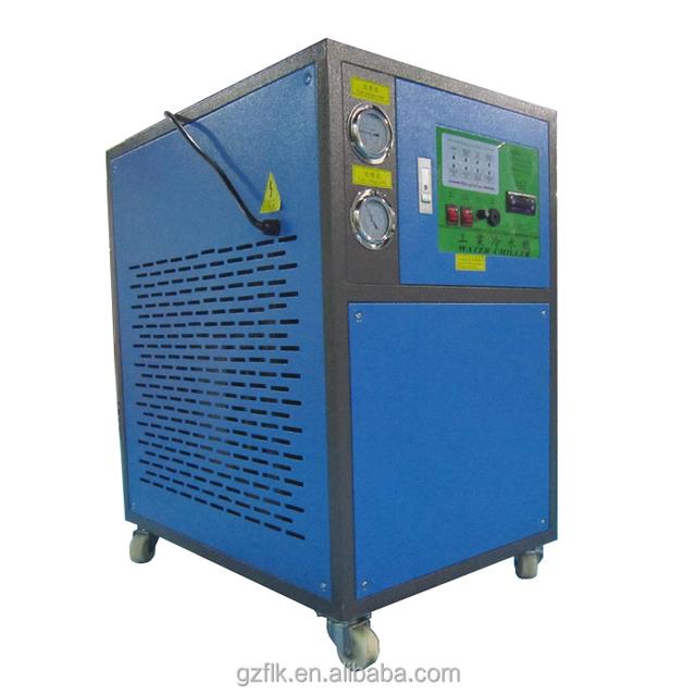 Guangzhou FULUKE 3HP air cooled chiller,industrial chiller equipment