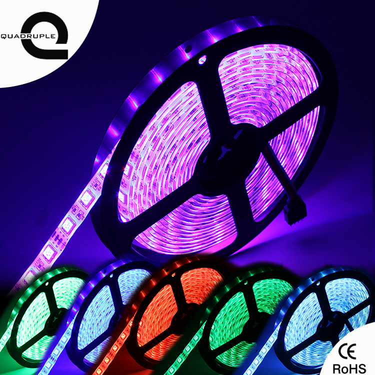 rgbw led strip smd5050 12v waterproof flexible led strip light