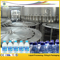 High Quality 3-in-1 Small Plastic Bottle Mineral/Pure Drinking Water Factory