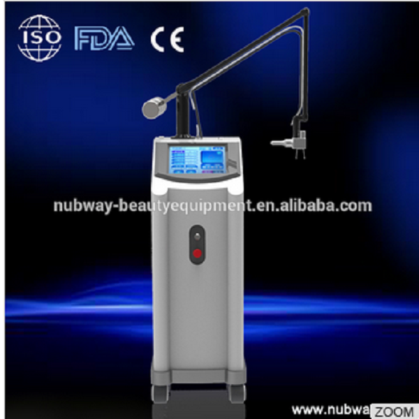 Painless & effective co2 fractional laser vagina tightening &wrinkle scar removal beauty device
