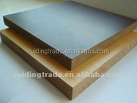 18mm melamine mdf/mdf board wholesale
