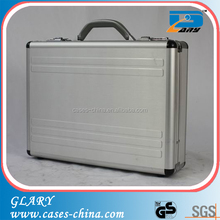 High quality real aluminum laptop case, briefcase