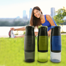 high quality sports plastic bottle drink detox water bottle gym bottle wholesale