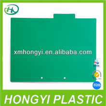 New item coloured PVC binder sheet, Inner protector page