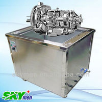 engine and wheel parts ultrasonic cleaner