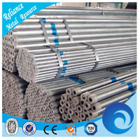 water galvanized steel pipe