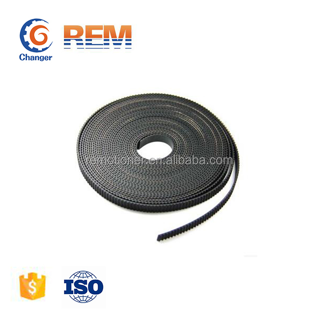 high quality 2gt GT2 timing belt open width 6mm special for 3D printer
