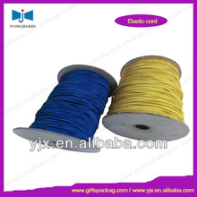 1mm Round Polyetser Elastic Cord for Industry