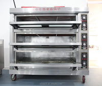 Electric bread baking oven for sale