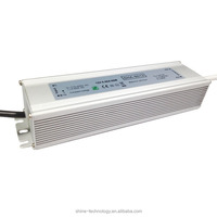 12v 80w led light usb flash driver constant voltage led power supply