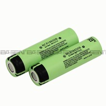 power tools use li-ion 18650 battery NCR18650B 3400MAH e bike battery pack for wholesale