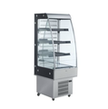 180L To 390L Drinks and Beverage Open Air Front Showcase Display Refrigerator