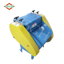 High speed electric cable cut strip crimp machine metal wire stripper drawing machine BS-040
