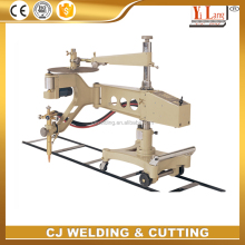 CG2-150B High Efficiency Flame Cutting Machine Gas Profile Cutter With Rails