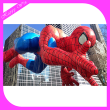 advertising inflatable super hero,giant inflatable spiderman model for sale