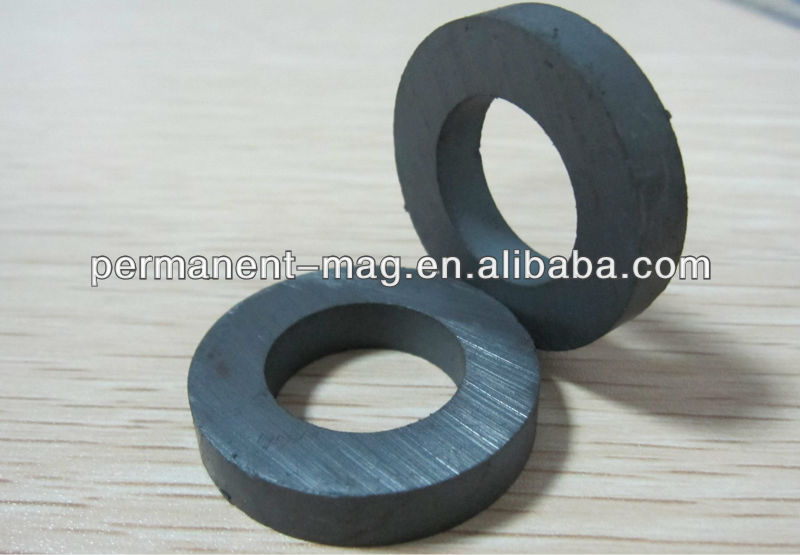 Ceramic ring magnets/cheap ring magnets/C5 grade magnet