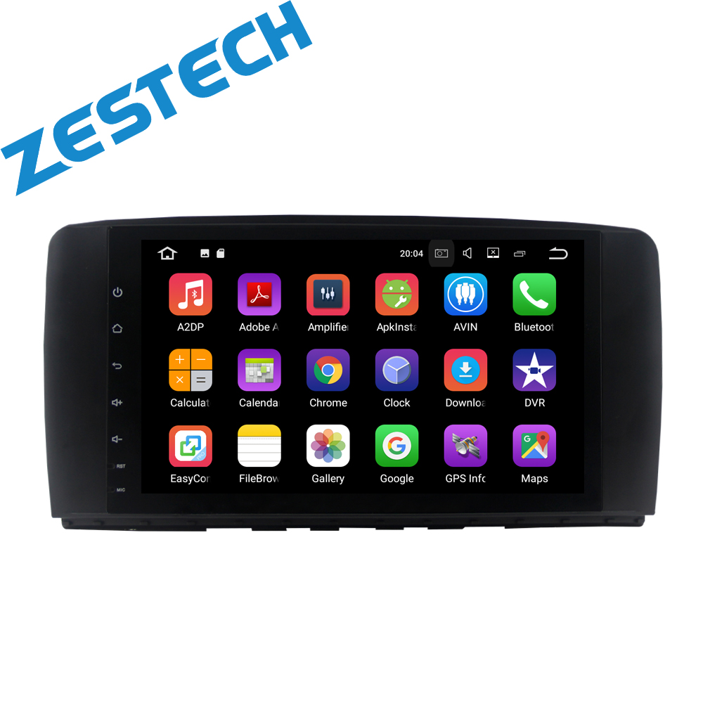 Latest Android 10.0 car Radio for Mercedes Benz ML 320/ML 350/<strong>W164</strong>(2005-2012) Stereo multimedia player